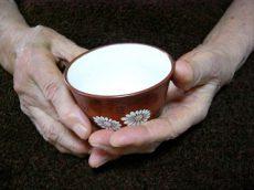 茶人の祖母 静江の手
